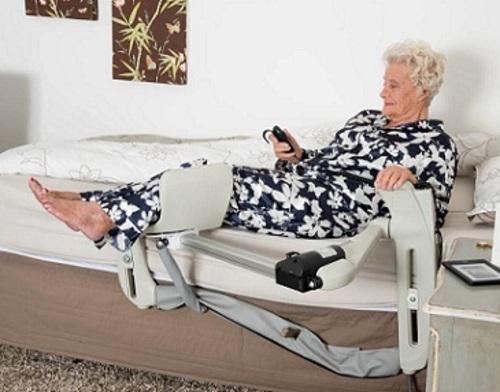 Multilift Leglifter Manual Bed Handling Active