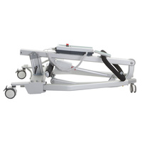 Neos Folding Lightweight Hoist with standard yoke