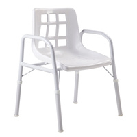 Shower Chair - Aluminium