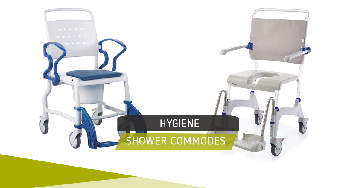 Shower Commodes main image